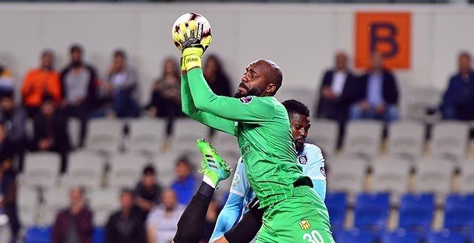 Malatyaspor kaleci Farnolle ile sözleşme yeniledi