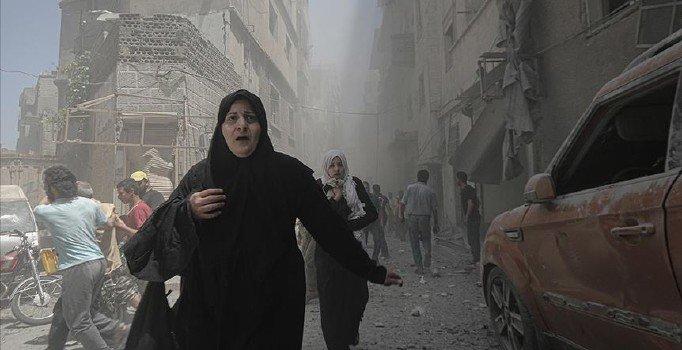 Esad rejimi İdlib'e saldırdı: 3 ölü