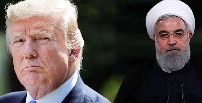"""""""İran'a saldıracak mısınız?"""" sorusuna Trump'tan yanıt: Kısa sürede öğreneceksiniz"""
