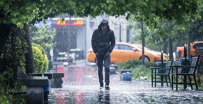 Meteoroloji'den Pendik, Tuzla ve Yalova için yağış uyarısı