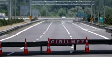TEM Otoyolu İstanbul yönü 20 gün trafiğe kapalı