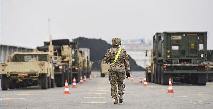 ABD'den Polonya'ya ilave asker takviyesi