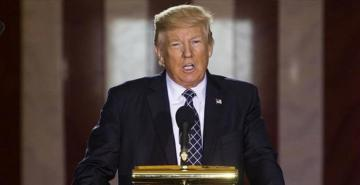 Trump: İran ile savaş seçeneği her zaman masada