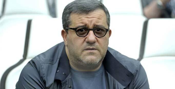 Ünlü menajer Mino Raiola'nın men cezası askıya alındı