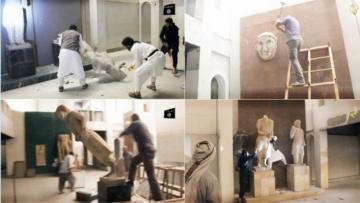 Emperyalizmin kültür katliamı: Musul ve Irak müzeleri