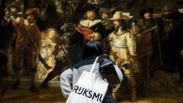 Rembrandt'ın 'Gece Devriyesi' tablosunun restorasyonu canlı yayınlanacak