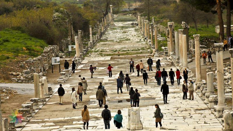 Efes Harabeleri'nde tuvalet ücreti 60 TL
