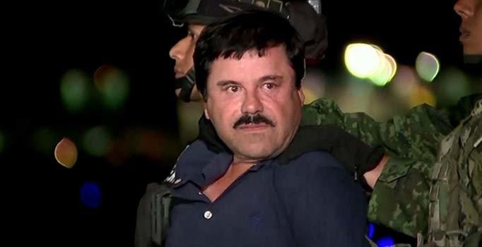 Meksikalı uyuşturucu baronu 'El Chapo'ya müebbet