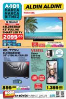 A101 18 Temmuz 2019 Aktüel Ürünler Kataloğu