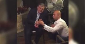 Abdullah Gül'ün 15 Temmuz gecesi darbe karşıtı konuşması yayınlandı