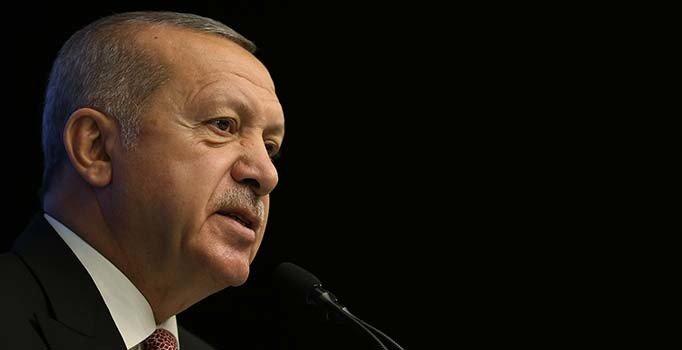 Erdoğan'dan 'F-35' yorumu: Verilmemesi gasp olur