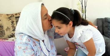 Küçük Zeynep hayat kurtardı: Erken teşhisle 3 can kanseri yendi