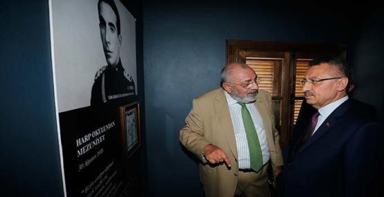 Alparslan Türkeş'in KKTC'de doğduğu ev müze oldu