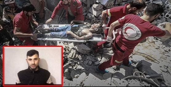 Bu kez İdlib'in sesini susturdular! Katliamları dünyaya duyuran Enes Diyab öldürüldü