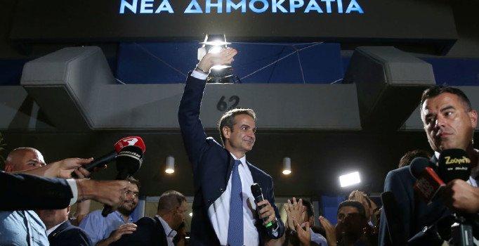 Yunanistan Başbakanı Miçotakis'ten Erdoğan'a çağrı: Cesurca adım atalım