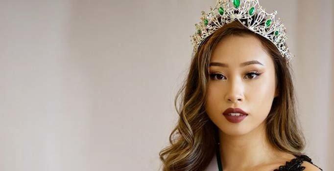 İslam düşmanlığı yapan güzellik kraliçesinin tacı geri alındı
