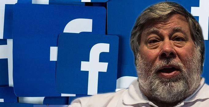 Apple'ın kurucusundan kritik çağrı: Facebook'u silin