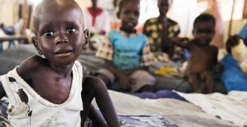 BM raporuna göre dünyada 821 milyondan fazla insan açlık çekiyor