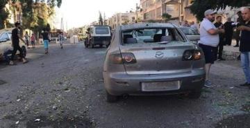 Halep'e füze saldırısı: 6 ölü, 9 yaralı
