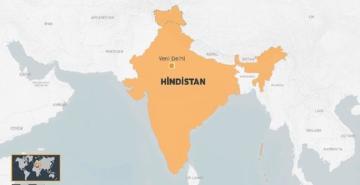 Hindistan'da arazi kavgası: 9 ölü, 4 yaralı