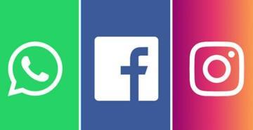 Instagram, Facebook ve WhatsApp'a Avrupa'dan erişilemiyor