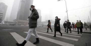 Şehirdeki kirlilik gençlerin kalbine vuruyor