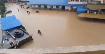 Nepal'de sel ve toprak kaymaları: 45 ölü