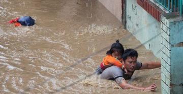 Nepal'de muson yağmurları 65 can aldı