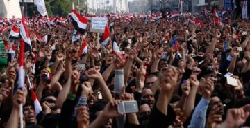 Iraklılar hükümet karşıtı kitlesel gösterilere hazırlanıyor