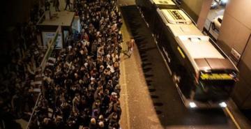 İBB'den trafiğe önlem: Metrobüse 300 ek sefer