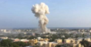 Somali'de otele bombalı ve silahlı saldırı: En az 5 ölü