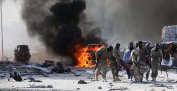 Somali'de bir otele bombalı ve silahlı saldırı: En az 10 ölü!