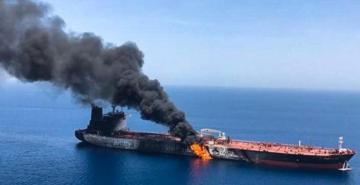 Mossad'dan Körfezi karıştıracak açıklama: Tanker saldırılarının arkasında İran var