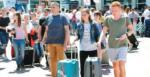 Bodrum'da yabancı turist sayısında artış