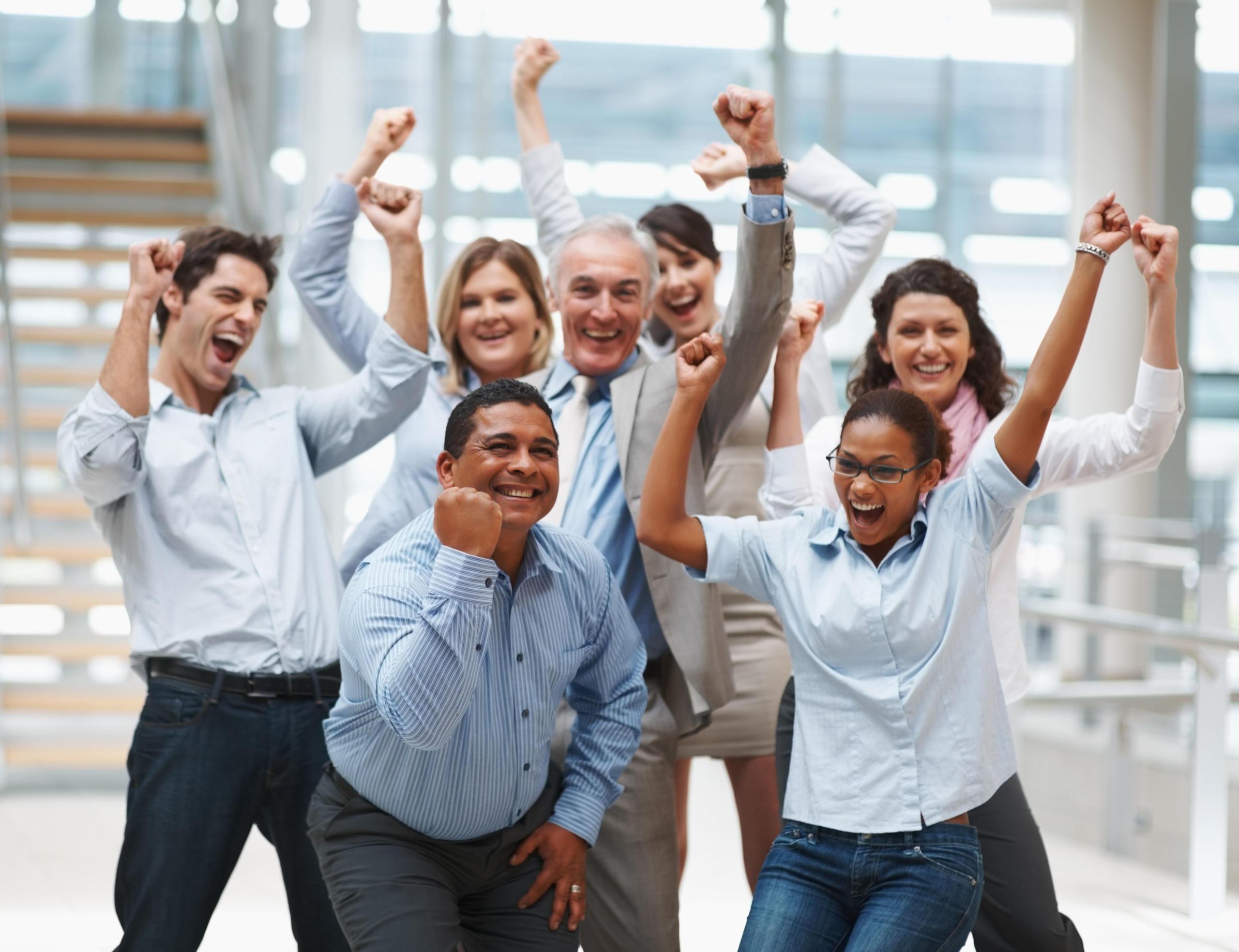 Mutluluk Her İşte! İşte Mutlu Kariyer!